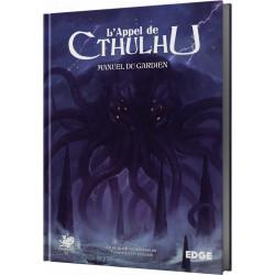 Jeux de rôle - L'Appel de Cthulhu - Manuel du Gardien