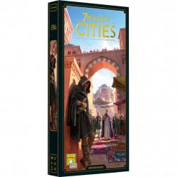 Jeux de société - 7 Wonders Nouvelle Édition - Cities Extension