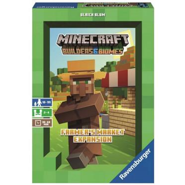 Jeux de société - Minecraft : Builders & Biomes - Farmer's Market Extension