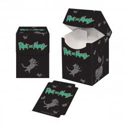 Deck box illustrée boite de rangement Ultra Pro Rick & Morty - Void Cats