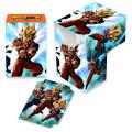Deck box illustrée boite de rangement Ultra Pro Dragon Ball Super - Family Kamehameha