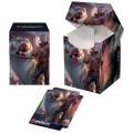 Deck box illustrée boite de rangement Ultra Pro 100+ MTG Magic Ikoria Lukka, Coppercoat Outcast