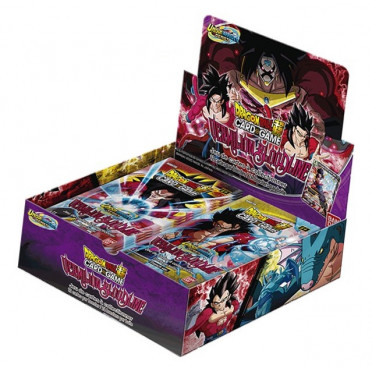 Booster Dragon Ball Super Card Game - UNISON WARRIOR : Vermillion Bloodline Série - B11 boite complète