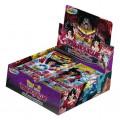 Précommande : Booster Dragon Ball Super Card Game - UNISON WARRIOR : Vermillion Bloodline Série - BT11 boite complète 09/10/2020
