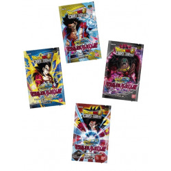 Booster Dragon Ball Super Card Game - UNISON WARRIOR : Vermillion Bloodline Série - B11