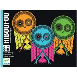 Jeux de société - Hiboufou