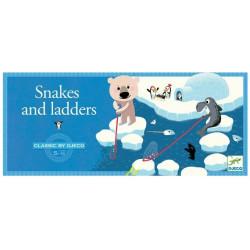 Jeux de société - Echelles et Serpents