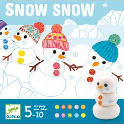 Jeux de société - Snow Snow