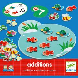 Jeux de société - Eduludo - Additions