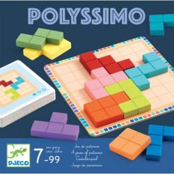 Jeux de société - Polyssimo