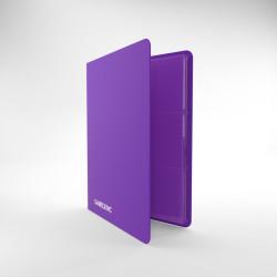 Portfolio - Gamegenic Casual Album 18-Pocket - Violet