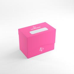 Gamegenic Deck Box Boite de rangement Side Holder 80+ Standard - Rose