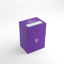 Gamegenic Deck Box Boite de rangement case 80+ Standard - Violet