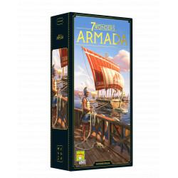 Jeux de société - 7 Wonders Nouvelle édition - Armada