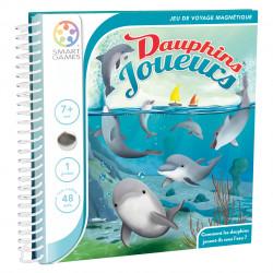 Jeu Smart Games - Dauphins Joueurs - Jeu de Voyage