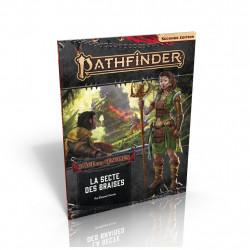 Jeux de rôle - Pathfinder 2 - L'Âge des Cendres - La Secte des Braises