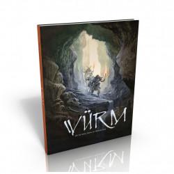 Jeux de rôle - Würm 2e Edition - Livre de base
