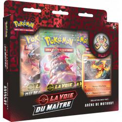 Coffret Pokémon : Coffret Pin's La Voie du Maitre : Arène de Motorby