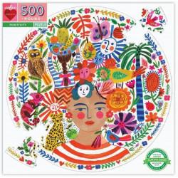 Puzzle Eeboo : Positivity - 500 Pièces