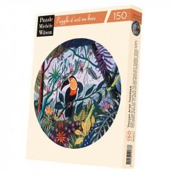 Puzzle Michèle Wilson : Ariel Thomas - Toucan - 150 Pièces