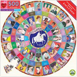 Puzzle Eeboo : Votes for Women - 500 Pièces