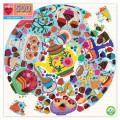 Puzzle Eeboo : Tea Party - 500 Pièces