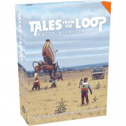Jeux de rôle - Tales from the Loop - Boite d'Initiation