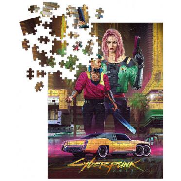 Puzzle Dark Horse : Cyberpunk 2077 - Kitsch - 1000 Pièces