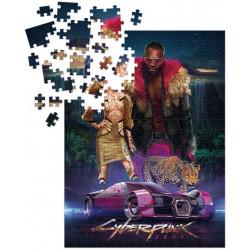 Puzzle Dark Horse : Cyberpunk 2077 - Neokitsch - 1000 Pièces