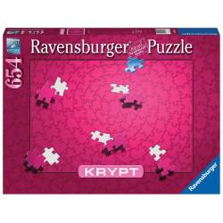 Puzzle Ravensburger Challenge : Krypt Rose - 654 Pièces