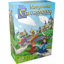 Jeux de société - Mon Premier Carcassonne