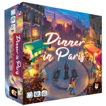 Jeux de société - Dinner in Paris