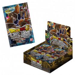 Booster Dragon Ball Super Card Game - Boosters Expansion Booster 3 - EB03 boite complète 13/11/2020