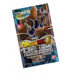 Booster Dragon Ball Super Card Game - Boosters Expansion Booster 3 - EB03 13/11/2020