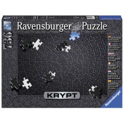 Puzzle Ravensburger Challenge : Krypt Noir - 736 Pièces