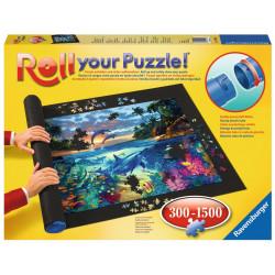 Tapis de Puzzle Ravensburger - Roll your Puzzle ! : 300 à 1500 pièces