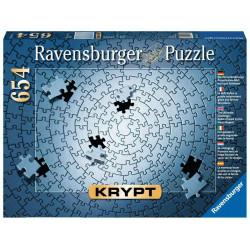 Puzzle Ravensburger Challenge : Krypt Argent - 654 Pièces