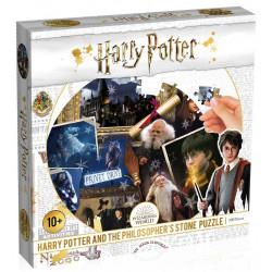 Puzzle Winning Moves - Harry Potter et la pierre Philosophale - 500 Pièces