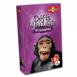 Jeux de société - Défis Nature - Primates