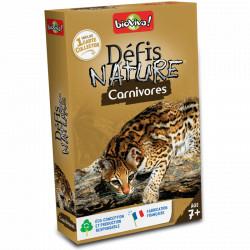 Jeux de société - Défis Nature - Carnivores