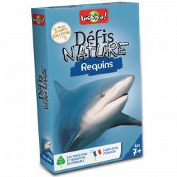 Jeux de société - Défis Nature - Requins