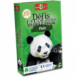 Jeux de société - Défis Nature - Asie