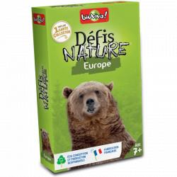 Jeux de société - Défis Nature - Europe