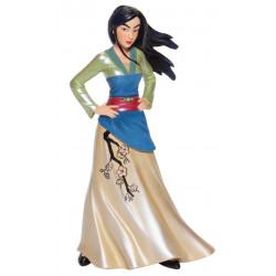 Figurine Disney Showcase Haute Couture Mulan