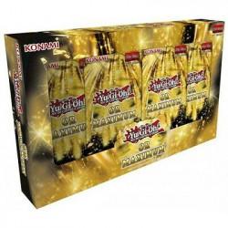 Coffret Yu-Gi-Oh ! Coffret Gold Maximum