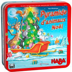Jeux de société - Pyramide d'Animaux Noël
