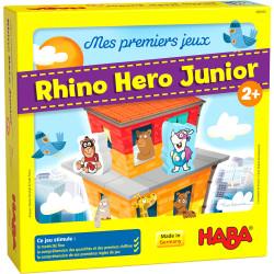 Jeux de société Mes premiers jeux - Rhino Hero Junior