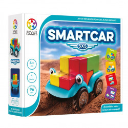 Jeu Smart Games - Smartcar 5 x 5