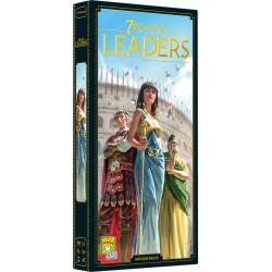 Jeux de société - 7 Wonders Nouvelle Édition - Leaders