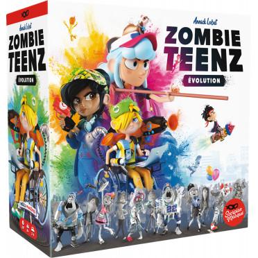 Jeux de société - Zombie Teenz Evolution